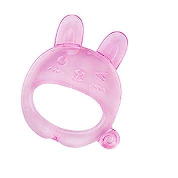 Amazon.com: Loouer - Mordedor de silicona sin BPA, juguete ...