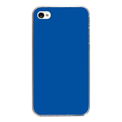 "Disagu Design Case Coque pour Apple iPhone 4 Housse etui coque pochette ""Blau"""
