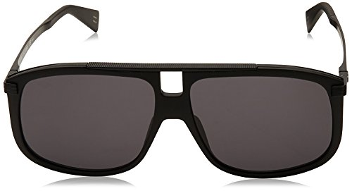 S Black Grey 243 Noir Sonnenbrille Matt Marc Jacobs Gym MARC OanIR