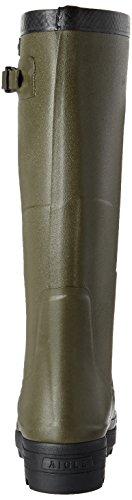Aigle Benyl M 85788, Stivali unisex adulto Verde