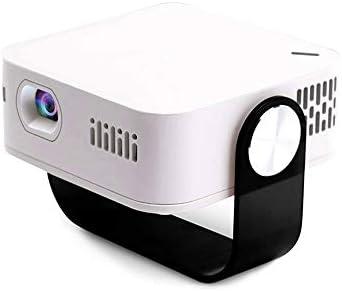 Proyector HD Mini Portátil Proyector DLP con El Soporte del ...