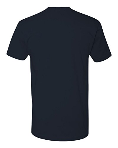 Price comparison product image Next Level Mens Premium Fitted Short-Sleeve Crew - Midnight Navy - 2XL