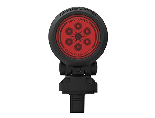 SeaLife SL9832 Sea Dragon Red-Fire Filter for Sea Dragon (Black) by SeaLife