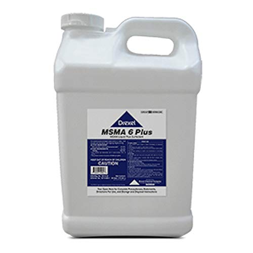 Drexel MSMA 6 Plus HERBICIDE (2.5 Gallon JUG)