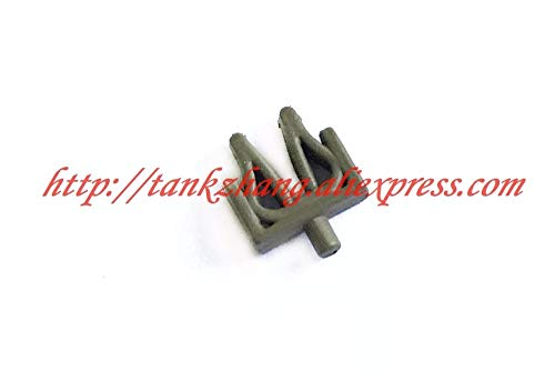 - Hockus Accessories 3838/3838-1 RC Tank Snow Leopard 1/16 Spare Parts No. D2 Plastic Part 4