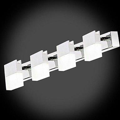 Wandleuchten, 4 Licht, Kunst Edelstahl überzug MS-86204-4
