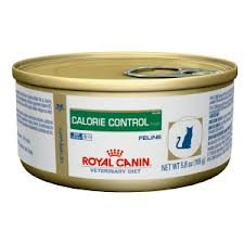 ROYAL CANIN Feline Calorie Control Morsels in Garvy Can (24/3 oz)