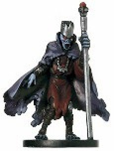 D & D Minis: Lich Necromancer # 53 - Giants of Legend