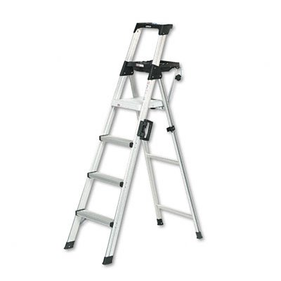Cosco 20-61A-ABL ladders, 6-Foot, Aluminum