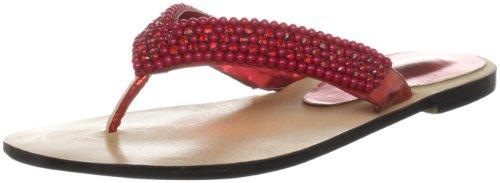 l18330w Chaussures Rouge Femme Basses L18330w Unze CpXqwRx
