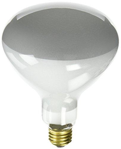 Halco BC1108 104035-300W Light Bulb - R40-5,000 Life Hours - 3,500 Lumens - 130V