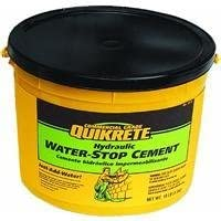 Quikrete #112611 10lb Water Stop Cement by Quikrete