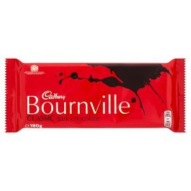 - Original Cadbury Bournville Classic Dark Chocolate Bar Imported From England UK The Best Of British Chocolate