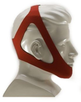 (Chinstrap for CPAP in Ruby (Large))
