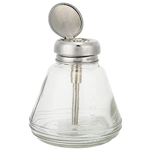 Pomp Dispenser Make-up Remover Pomp Fles Push Down Cleanser Fles 150 ml voor Vloeistof voor Thuisgebruik voor Nail DIY…