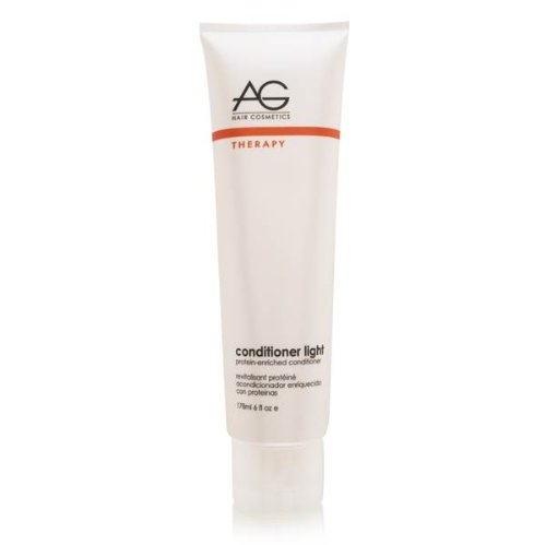 AG Hair Conditioner Light Protein Enriched Conditioner,  6 Fluid Ounce