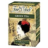 Four o clock Organic Green Tea, 60 Count