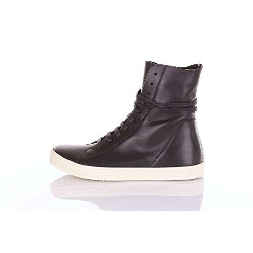 Rick Owens Rp17s3866 Sneakers Dame Sort r8Y2wiKn