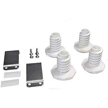Amazon Com Whirlpool 8572546 Stacking Kit Home Improvement