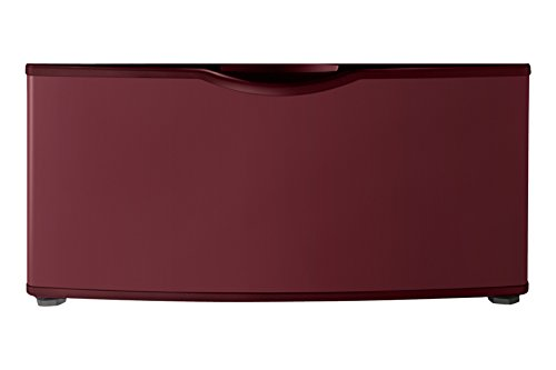 Samsung WE357A0F 27 In. Laundry Pedestal/Drawer, Merlot by Samsung