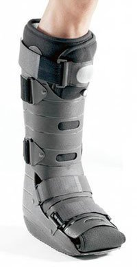 79-95277 Walker Leg/Foot Brace Nextep Contour Large w/Air Part# 79-95277 by DJO, Inc Qty of 1 Unit by The DJO, Incorporated