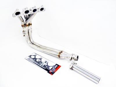 - OBX Tri-Y Exhaust Headers 90-91 Honda Prelude 2.0L Si
