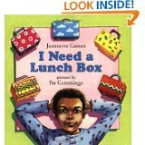 I Need a New Lunch Box, Jeannette F. Caines, 0590472623