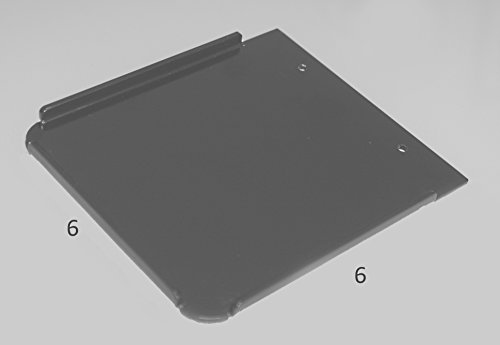 SDS Aluminum Mouse Extension Tray 6x6 for iMount 2.0 Keyboard Tray by SDS