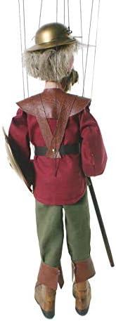 CAL FUSTER - Marioneta de Cuerda Don Quijote de la Mancha. Medidas ...