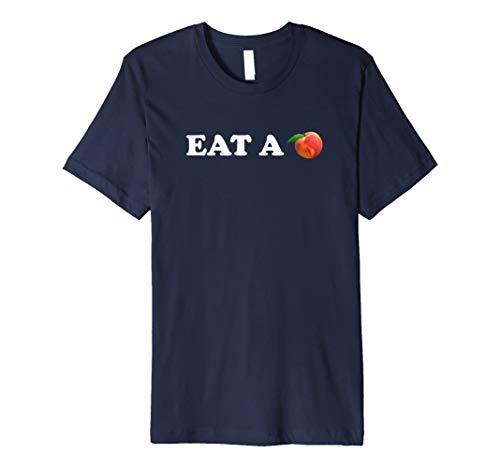 (Eat A Peach T Shirt! The Peach State, Classic Rock, Georgia)