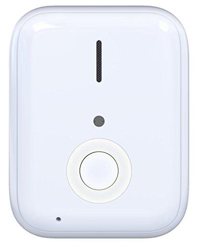 Wireless Magnetic Sensor Door Window Safety Alarm (White/Black) - 7