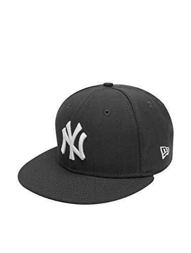 New Era Mujeres Gorra plana MLB Basic NY Yankees 59Fifty: Amazon ...