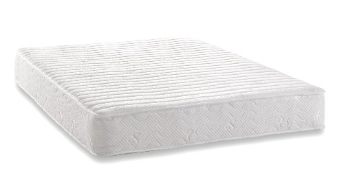 contour 8 inch encased coil mattress with low voc certipurus certified foam 8 inch full coil mattress available in multiple sizes