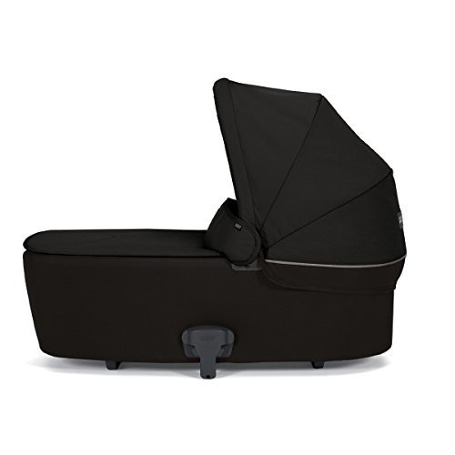 Mamas & Papas Armadillo Flip Carrycot - Black Jack by Mamas & Papas