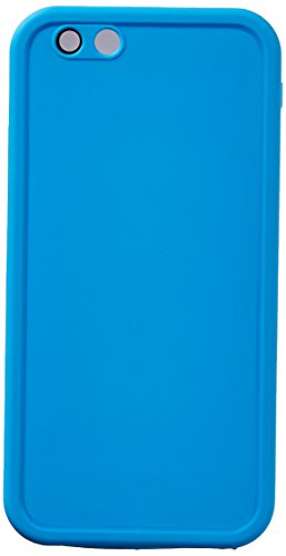 BlastCase iPhone 6S Waterproof Case, Super Slim Thin Light [360 All Round Protective] Full-Sealed IPX-6 Waterproof Shockproof Dust/Snow Proof Case Cover for iPhone 6 / 6S 4.7 inch (Light Blue)