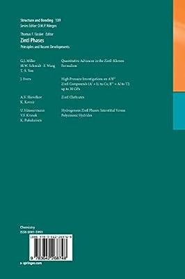 Zintl Phases: Principles and Recent Developments