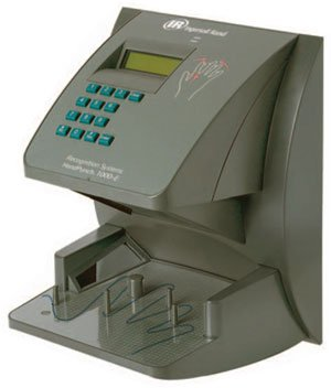 Hand Punch 1000 (COMPUMATIC HANDPUNCH 1000 HAND RECOGNITION BIOMETRIC TIME CLOCK PACKAGE INCLUDES COMPUTIME 101 SOFTWARE)