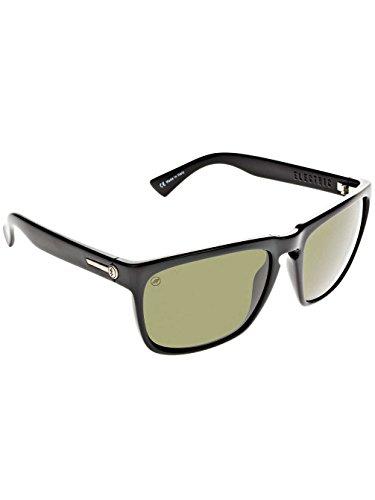 Electric Knoxville XL Polarized Level I Sunglasses, Gloss Black/Grey, OS