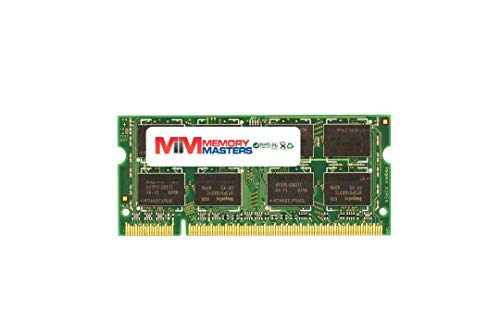 MemoryMasters 512MB DDR SODIMM (200 pin) 333Mhz DDR333 PC2700 CL 2.5 512 MB