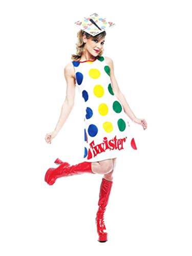Halloween Womens Twister with Hat Costume Sexy Large (12-14) for $<!--$26.99-->