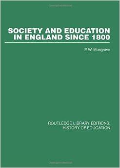 Elite Torrent Descargar Society And Education In England Since 1800: Volume 26 Novedades PDF Gratis