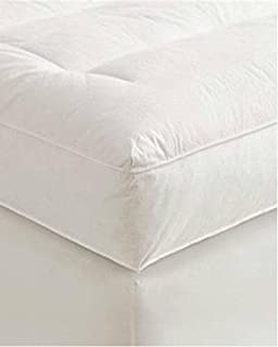 Amazoncom 5 Queen Goose Down Mattress Topper Featherbed Feather