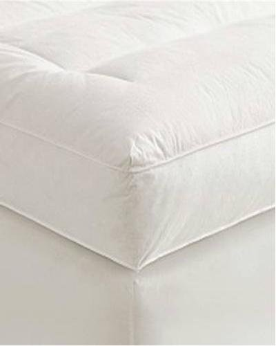 "5"" Twin XL Goose Down Mattress Topper Featherbed / Feather B"