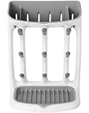 OXO TOT Space Saving Drying Rack, Gray