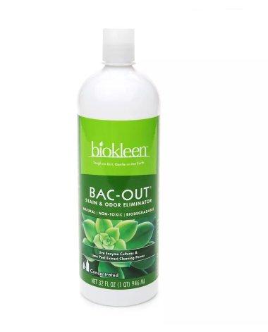 Amazon.com: Fuerza. Biokleen Bac-Out a las manchas y ...