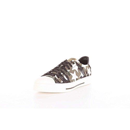 Valentino Militare Garavani Verde Sneakers My0s0898cni Uomo ppPrg