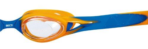BECO Les lunettes de natation bain, multicolore