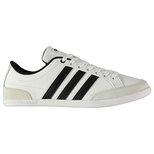 Neo Chaussures Blc Cuir Adidas Synth Basses Nr Ou Caflaire awqwRdT