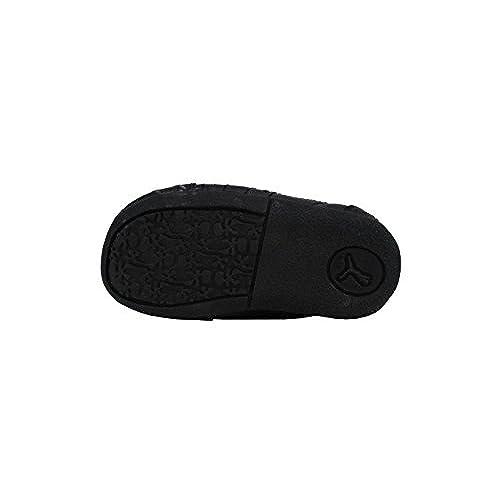 2bd5849537c2 PUMA Shoes Sela Diamond Rhinestone Infant Toddler Black Sneakers ...
