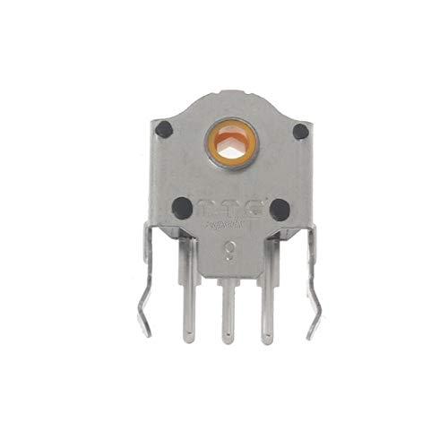 SAUJNN New Hot 1PC TTC 9mm Yellow Core Mouse Encoder Decoder for Deathadder Sensei RAW G403 G703 Fk Mini P501 MAR28 Dropship